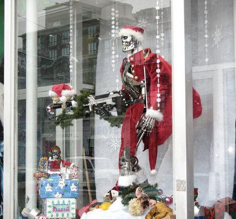 Terminator Santa