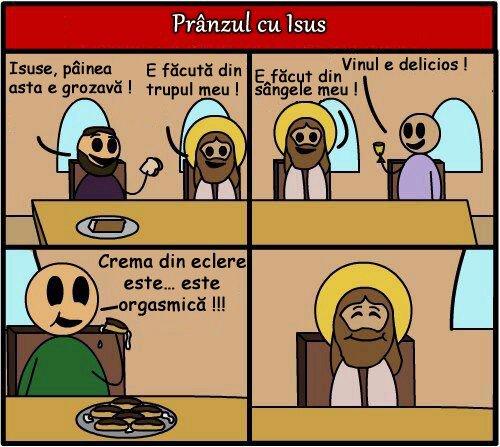Prinzul cu Isus si orgasmele pe care le provoaca